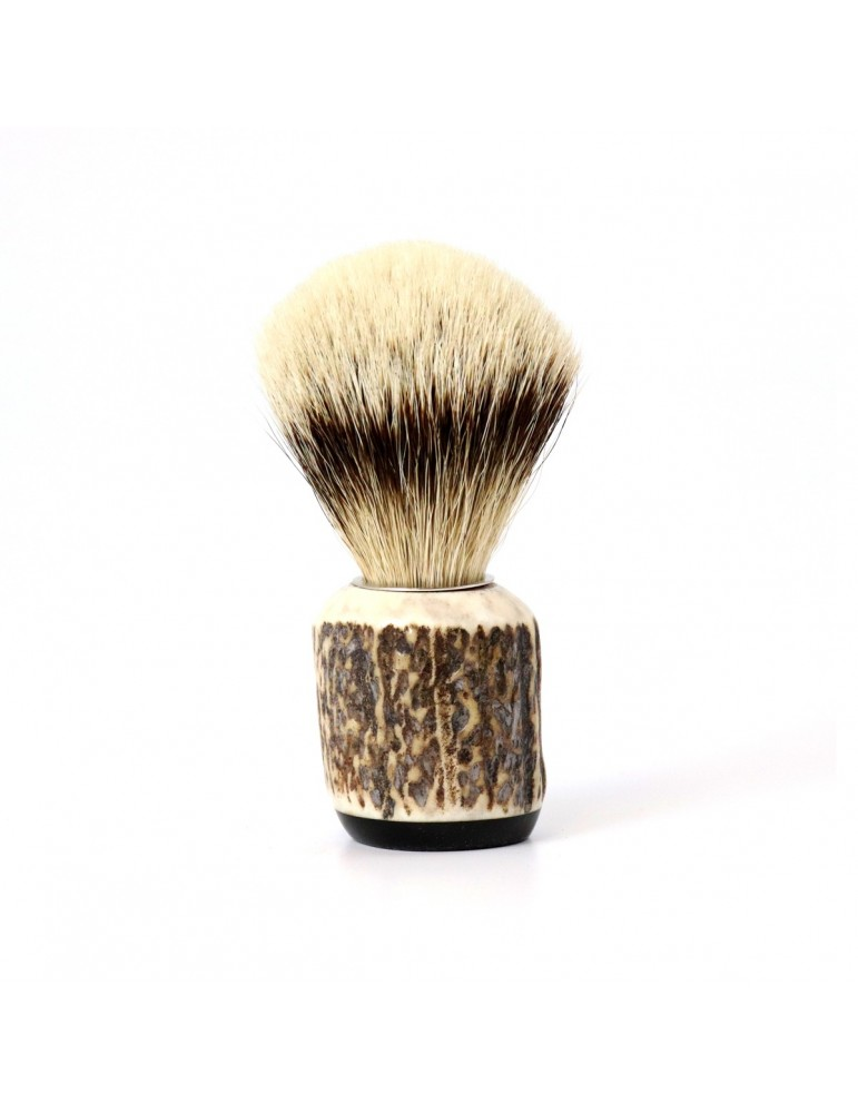 Shaving Brush / Deer Antler / High Mountain