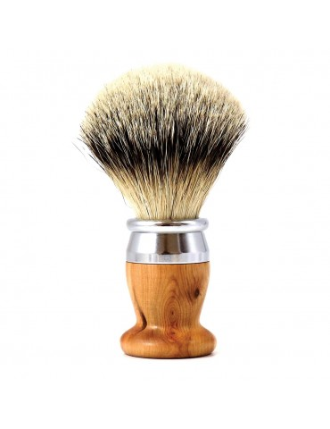 Shaving Brush / Cade Wood / Interchangeable head