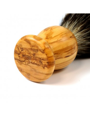 Shaving Brush / Olive Wood...