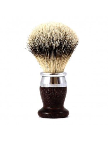 Shaving Brush / Rose Wood / Interchangeable head