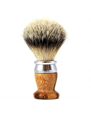 Shaving Brush / Snakewood / Interchangeable Head