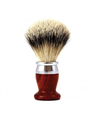 Shaving Brush / Cocobolo / Interchangeable Head
