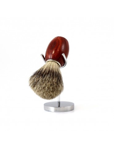 Shaving Brush Gentleman Rugby® with Stand