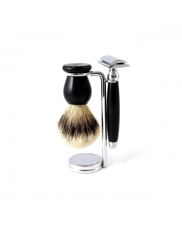 Razor & Shaving Brush Stand