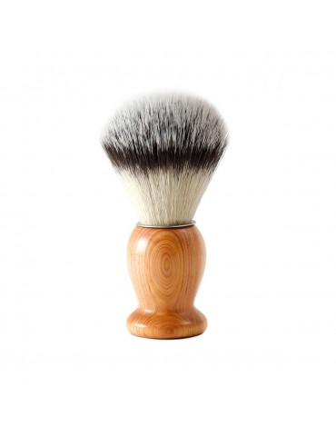 Shaving Brush / Cade Wood / Synthetic Fiber