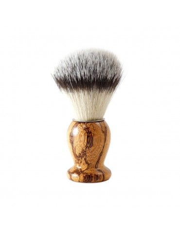 Shaving Brush / Snakewood / Synthetic Fiber
