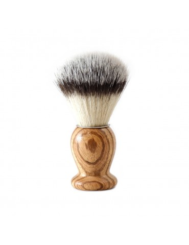 Shaving Brush / Zebrawood / Synthetic Fiber