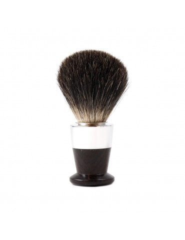 Shaving Brush Bi-Material / Rose Wood