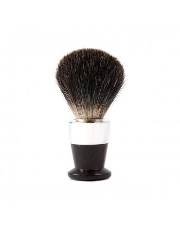 Shaving Brush Bi-Material / Rose Wood