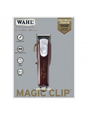 Wahl Magic Clip Cordless