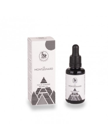 Beard Oil - Montagnard - 30ml