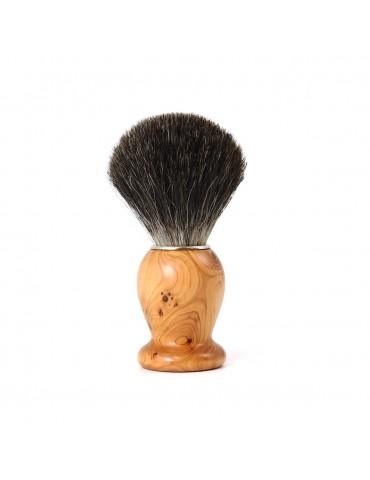 Shaving Brush / Cade Wood / Grey