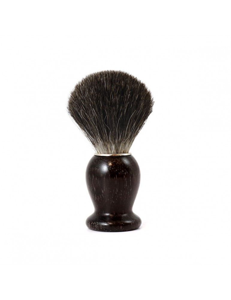 Shaving Brush / Rose Wood / Grey