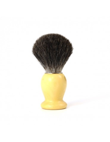 Shaving Brush / Boxwood / Grey