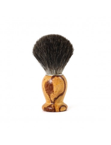 Shaving Brush / Snakewood / Grey