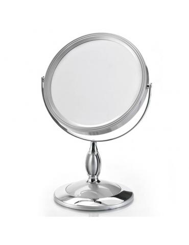Miroir sur pied - Argent - X7