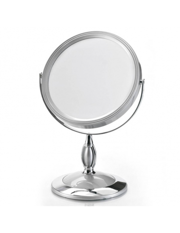 Standing Mirror - Silver...