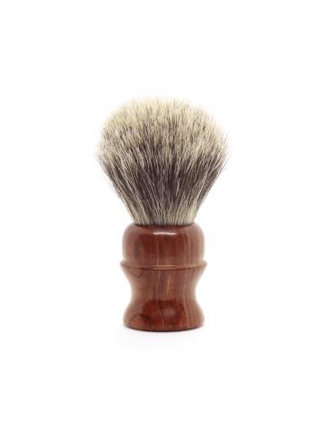Shaving Brush / Burr Walnut...