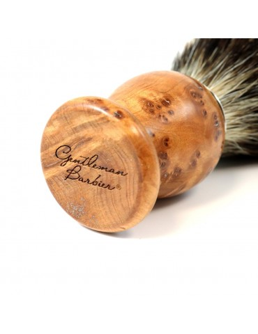 Shaving Brush / Thuja Wood...