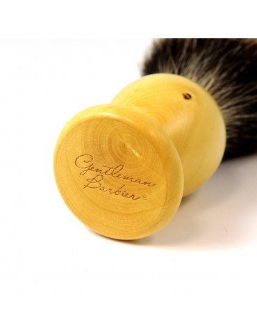 Shaving Brush / Boxwood /...