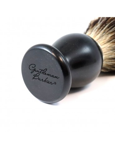 Shaving Brush / Ebony Wood...