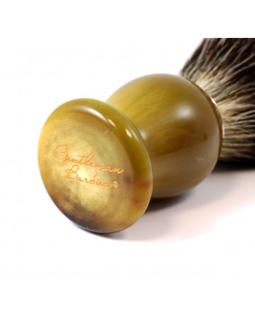 Shaving Brush / Marbled...