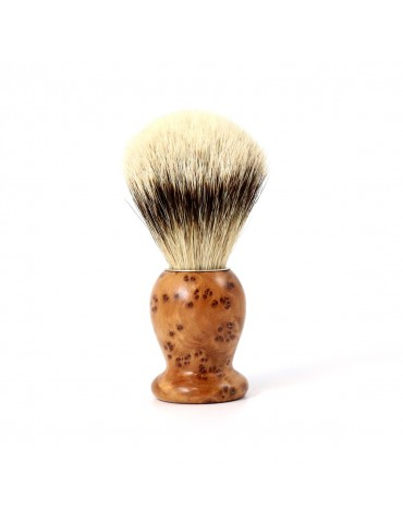 Shaving Brush / Thuja Wood / High Mountain
