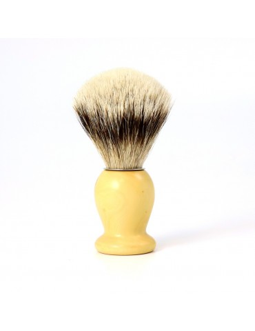 Shaving Brush / Boxwood / High Mountain