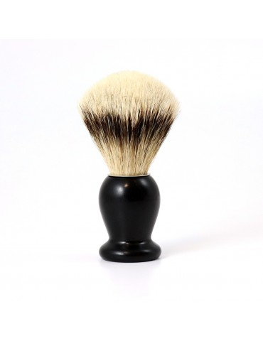 Shaving Brush / Ebony Wood / High Mountain