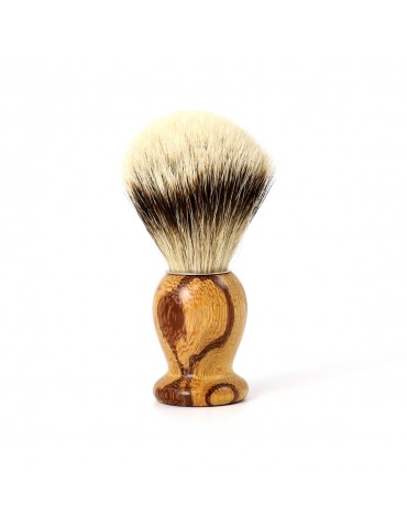 Shaving Brush / Snakewood / High Mountain