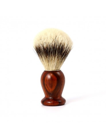 Shaving Brush / Cocobolo / High Mountain