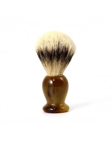 Shaving Brush / Marbled Horn / High Mountain