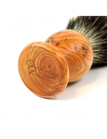 Shaving Brush / Cade Wood / Grey