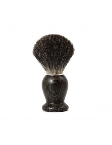 Shaving Brush / Bogwood / Grey