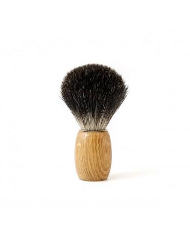 """Shaving Brush """"GB"""" / Grey"""