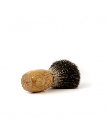 "Shaving Brush ""GB"" / Grey"