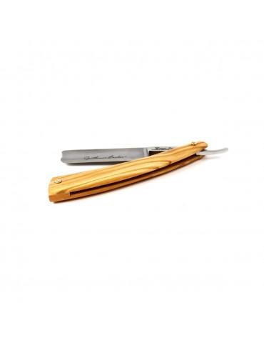 Straight Razor / Olive Wood