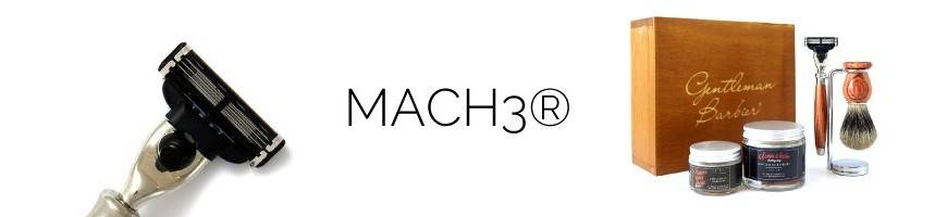 with Mach3® Razors